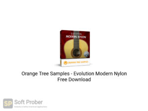 Orange Tree Samples Evolution Modern Nylon Free Download-Softprober.com