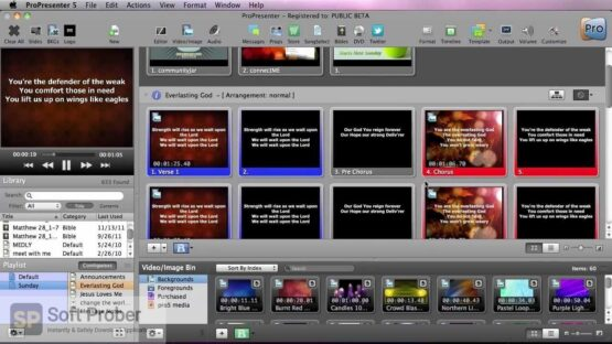 ProPresenter 7 Latest Version Download Softprober.com
