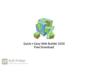 Quick n Easy Web Builder 2020 Free Download-Softprober.com