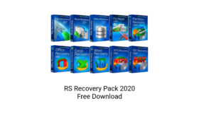 RS Recovery Pack 2020 Free Download