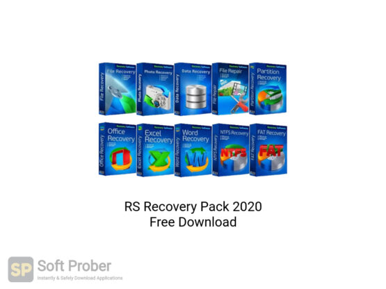 RS Recovery Pack 2020 Free Download-Softprober.com