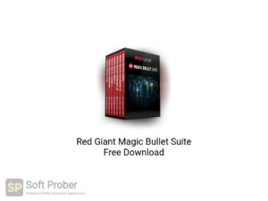 Red Giant Magic Bullet Suite Free Download-Softprober.com