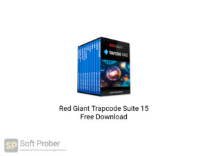 Red Giant Trapcode Suite 15 Free Download-Softprober.com