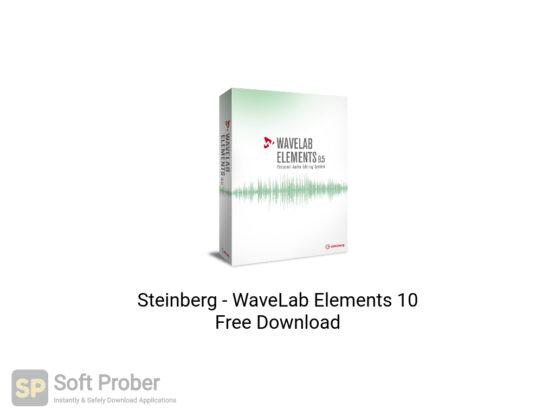 Steinberg WaveLab Elements 10 Free Download Softprober.com