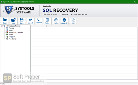 SysTools SQL Recovery 11 Direct Link Download-Softprober.com