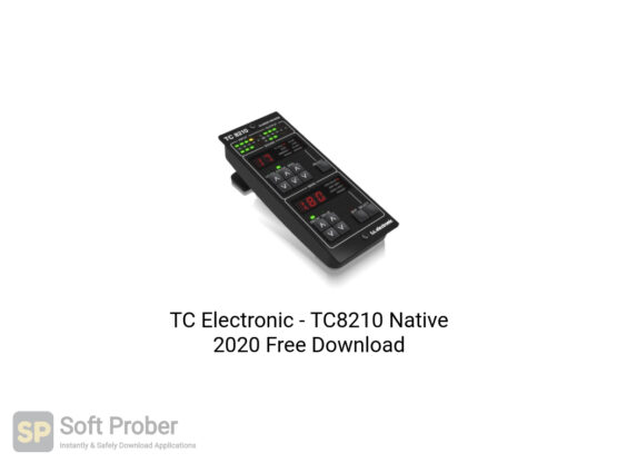 TC Electronic TC8210 Native 2020 Free Download-Softprober.com