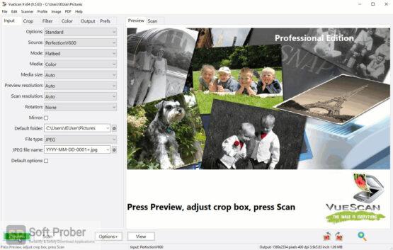 VueScan Pro 2020 Offline Installer Download-Softprober.com