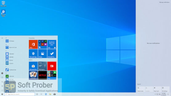 Windows 10 Version 2004 June 2020 Update Latest Version Download-Softprober.com