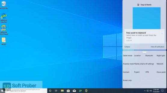 Windows 10 Version 2004 June 2020 Update Offline Installer Download-Softprober.com