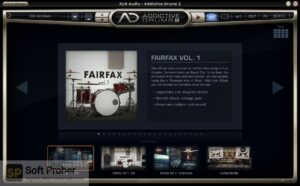 XLN Audio Addictive Drums 2 Complete Direct Link Download-Softprober.com