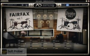 XLN Audio Addictive Drums 2 Complete Latest Version Download-Softprober.com