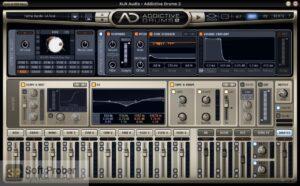XLN Audio Addictive Drums 2 Complete Offline Installer Download-Softprober.com