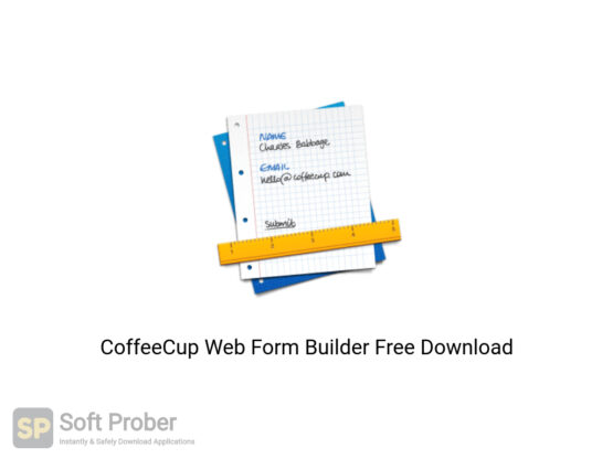 CoffeeCup Web Form Builder Free Download-Softprober.com
