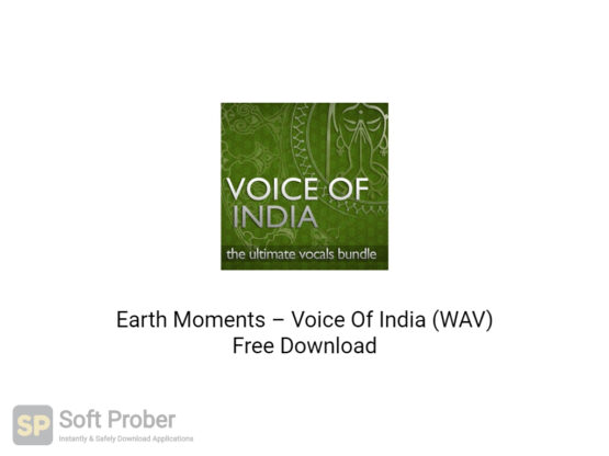 Earth-Moments–Voice-Of-India-(WAV)-Offline-Installer-Download-Softprober.com
