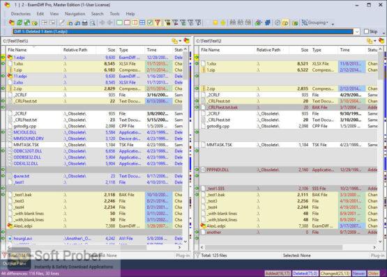 ExamDiff Pro Master Edition 2020 Latest Version Download-Softprober.com