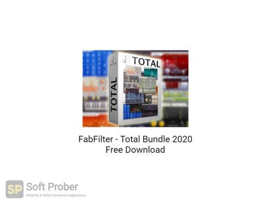 FabFilter Total Bundle 2020 Free Download-Softprober.com