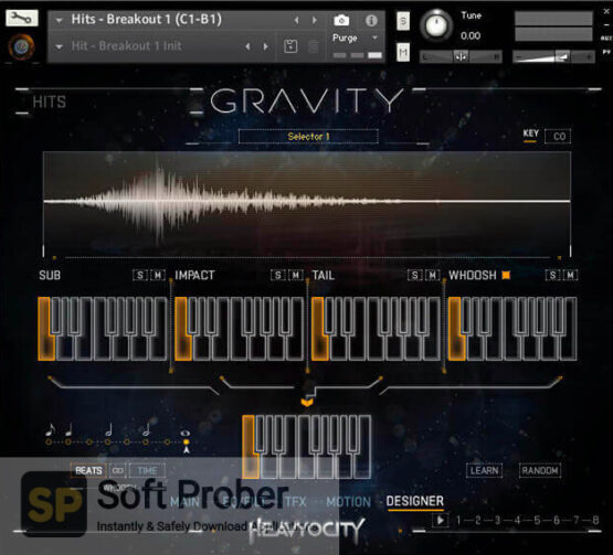 Heavyocity Gravity (KONTAKT) Direct Link Download-Softprober.com