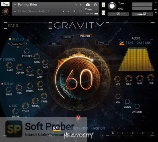 Heavyocity Gravity (KONTAKT) Free Download-Softprober.com
