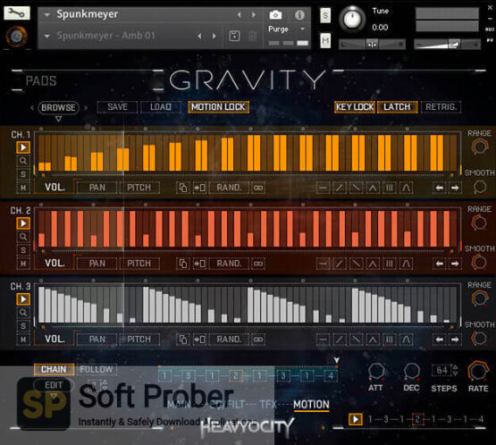 Heavyocity Gravity (KONTAKT) Latest Version Download-Softprober.com