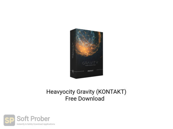 Heavyocity Gravity (KONTAKT) Offline Installer Download-Softprober.com