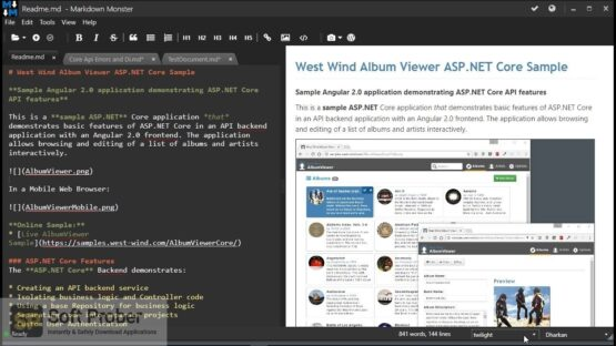 Markdown Monster Direct Link Download-Softprober.com