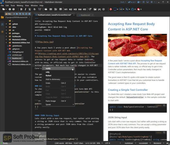 Markdown Monster Offline Installer Download-Softprober.com