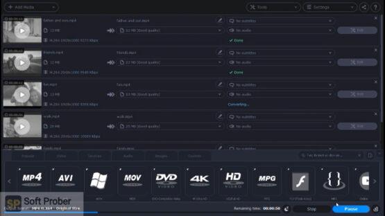 Movavi Video Suite Offline Installer Download-Softprober.com