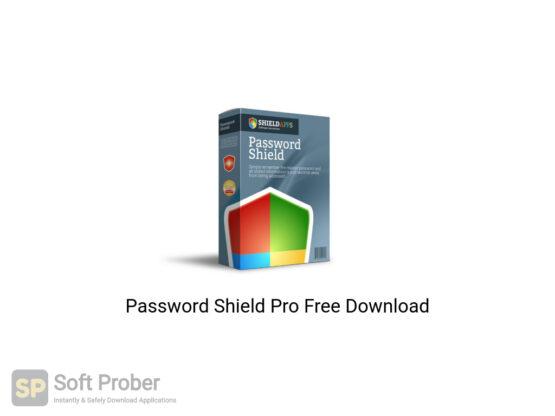 Password Shield Pro Offline Installer Download-Softprober.com