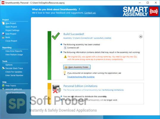Red Gate SmartAssembly 2020 Latest Version Download-Softprober.com