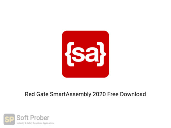 Red Gate SmartAssembly 2020 Offline Installer Download-Softprober.com