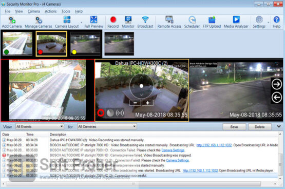 Security Monitor Pro Free Download-Softprober.com