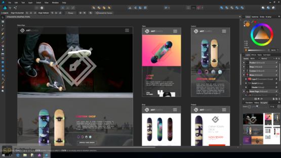 Serif Affinity Designer 2020 Direct Link Download Softprober.com