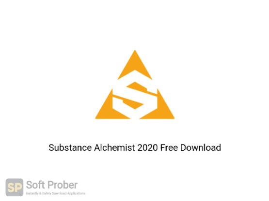 Substance Alchemist 2020 Offline Installer Download-Softprober.com