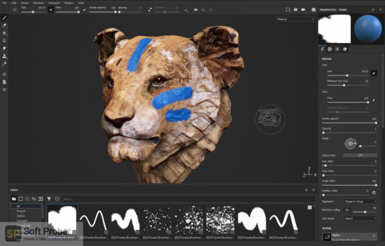 Substance Painter 6 Offline Installer Download-Softprober.com