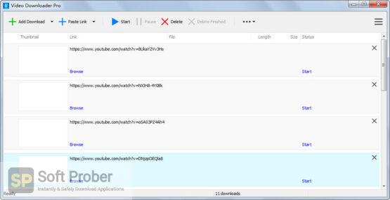 Vitato Video Downloader Pro Direct Link Download-Softprober.com