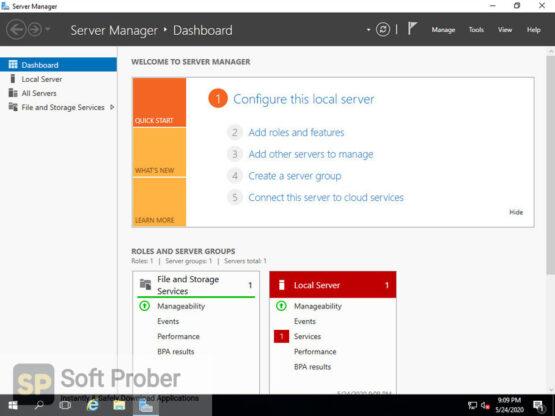 Windows Server 2016 May Update 2020 Offline Installer Download-Softprober.com