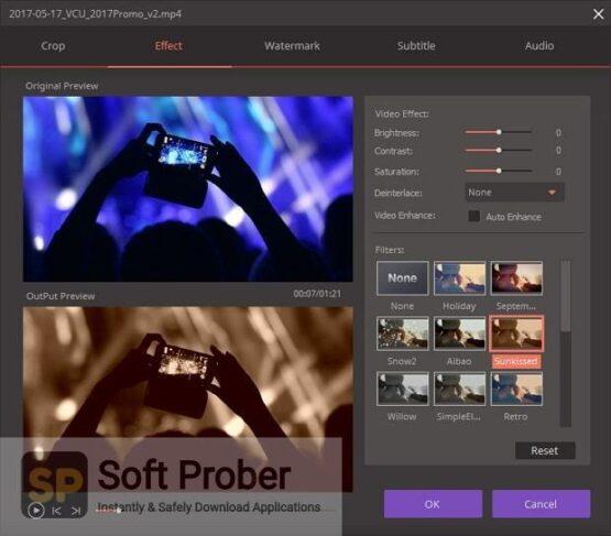 Wondershare UniConverter 2020 Offline Installer Download-Softprober.com