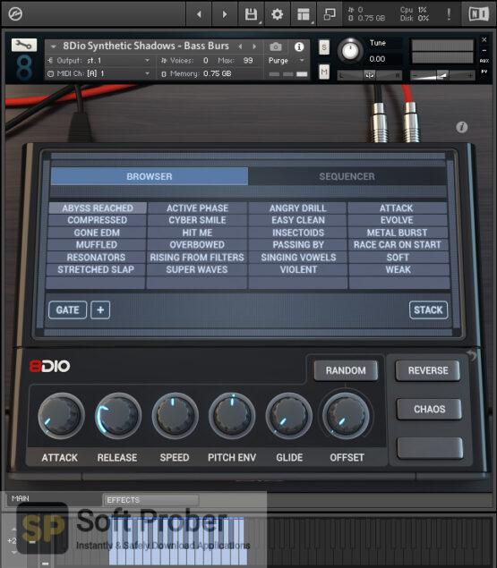 8Dio Synthetic Shadows (KONTAKT) Latest Version Download-Softprober.com