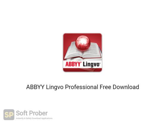 ABBYY Lingvo Professional 2020 Free Download-Softprober.com