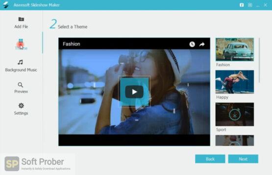 Aiseesoft Slideshow Creator 2020 Latest Version Download-Softprober.com