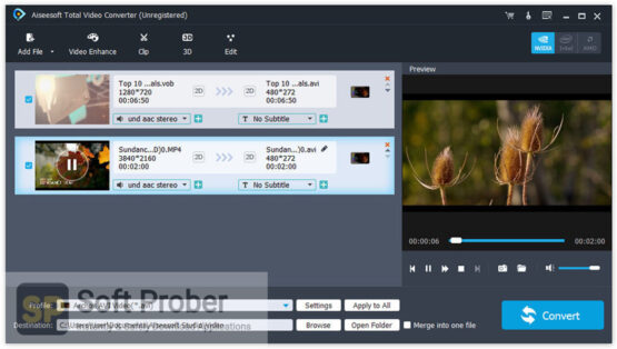 Aiseesoft Total Video Converter 2020 Latest Version Download-Softprober.com