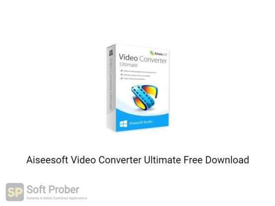 Aiseesoft Video Converter Ultimate 2020 Free Download-Softprober.com