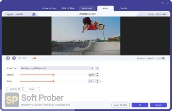 Aiseesoft Video Converter Ultimate 2020 Offline Installer Download-Softprober.com