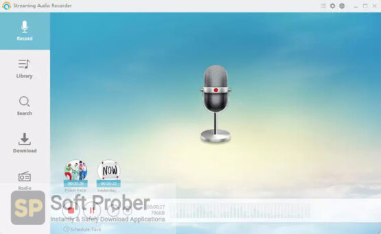 Apowersoft Streaming Audio Recorder 2020 Direct Link Download-Softprober.com