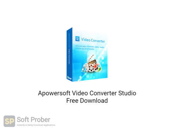 Apowersoft Video Converter Studio 2020 Free Download-Softprober.com