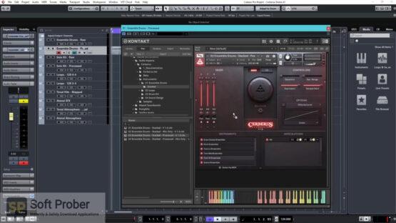 Audio Imperia Cerberus Latest Version Download-Softprober.com
