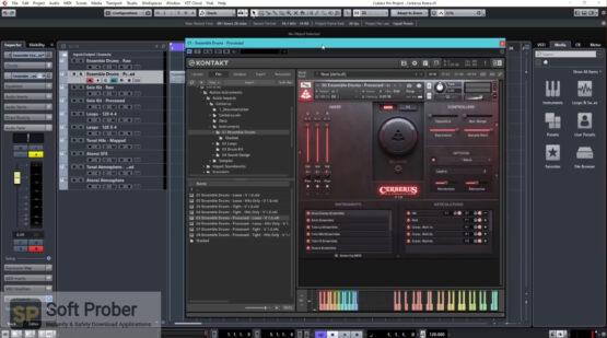 Audio Imperia Cerberus Offline Installer Download-Softprober.com