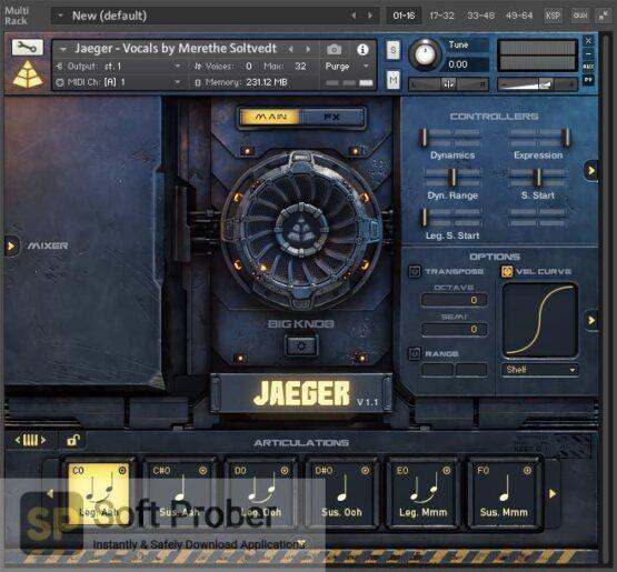 Audio Imperia JAEGER Hangar Direct Link Download-Softprober.com