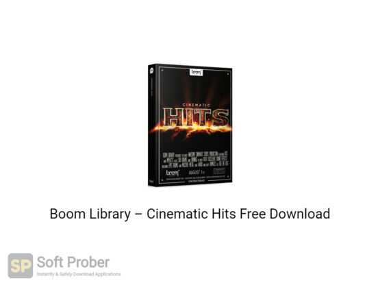 Boom Library – Cinematic Hits 2020 Free Download-Softprober.com