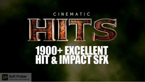 Boom Library – Cinematic Hits 2020 Latest Version Download-Softprober.com